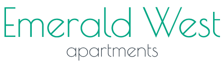 Emerald West Apartments Logo